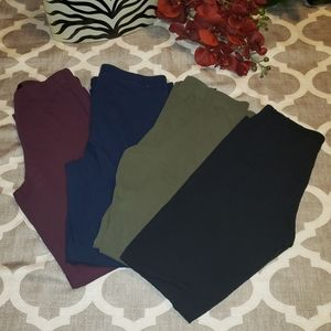 Attention Basic Fall/Winter Style Legging Bundle